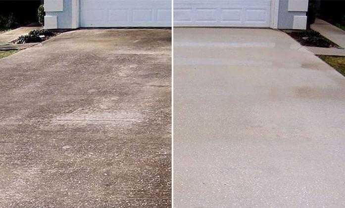 new braunfels driveway cleaning