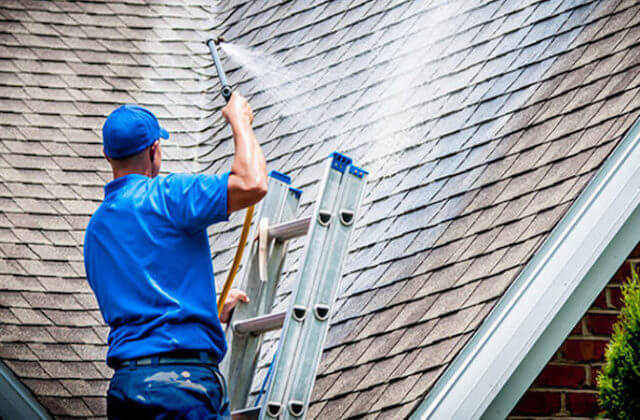 new braunfels roof cleaning