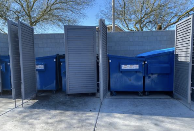 dumpster cleaning in new braunfels