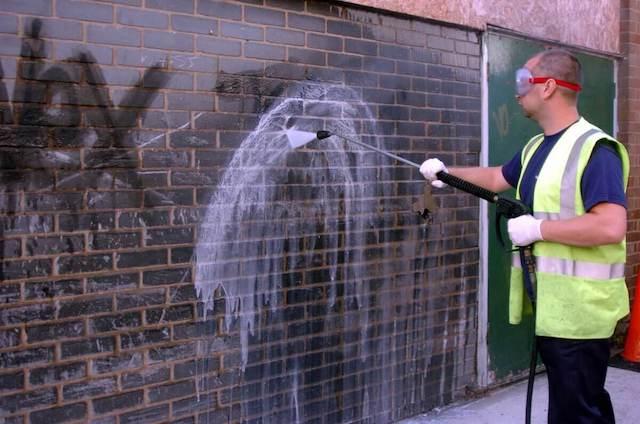graffiti removal in new braunfels